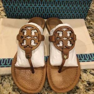 Tory Burch miller sandal/size 8